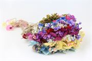 Flower headbands and floral head garlands