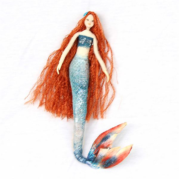 Cassandra The Mermaid- Tassie Design Fairy Figurines