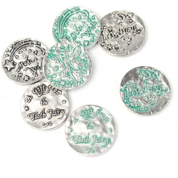 Fairy Dust Wishing Coins