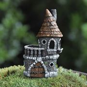 Micro Mini Castle- Fiddlehead