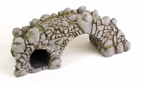 Fairy Garden Troll Bridge