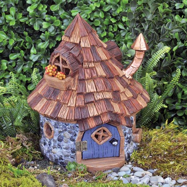 Fiddlehead Miniature Gardens- Gnome Home