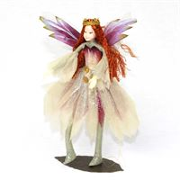 Farinetta - The Fairy Family- posable fairy figurines