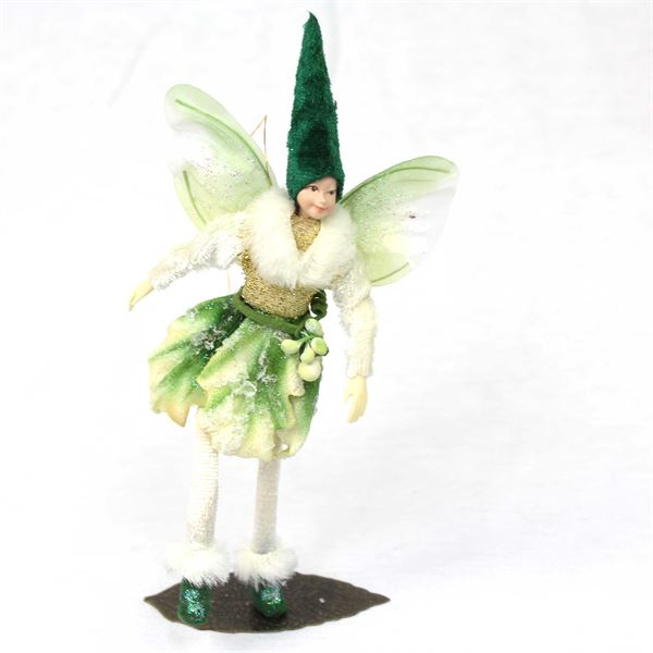 Posable Fairy Figurine: Sylvan The Elf