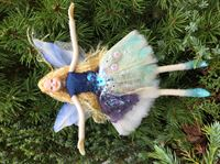Anoushka- flexible fairy figurines- Tassie Design