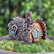 Micro-Mini Log House