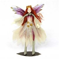 Farinetta- The Fairy Family- flexible fairy figurines