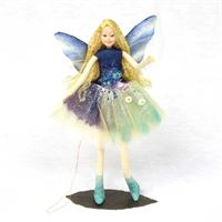 Anoushka- posable fairy figurine by Tassie Design