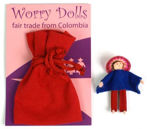 Wholesale Worry Doll- Boy