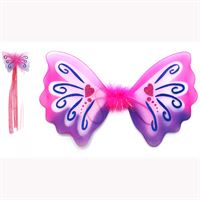 Fairy Wings- Pixie Pink- Fairygoodies
