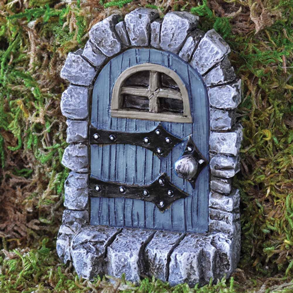 Medieval fairy door fiddlehead fairygoodies for Fairy door adairs