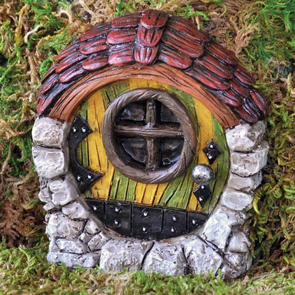 Fiddlehead Fairy Doors