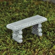 Fiddlehead Straight Bench