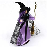 Nepeta by Tassie Design- flexible fairy or witch figurine