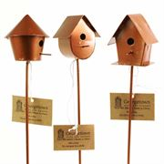 Miniature Garden Bird Houses