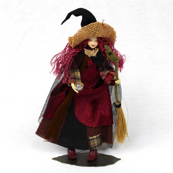 Myrtle the Friendly Witch by Tassie Design