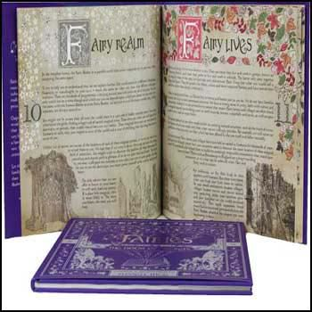 fairy books wholesale. Fairies: The Book Of Secrets, written and illustrated in the UK.