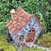 Gnome fairy House- Fiddlehead Miniature Gardens