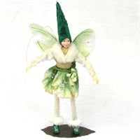 Tassie Design Fairies- Sylvan the flexible elf