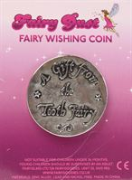 Fairy Dust Wishing Coin