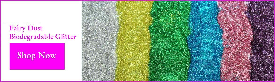 wholesale fairy dust biodegradable glitter
