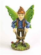 Fairy With Shears Fairy Garden Figure